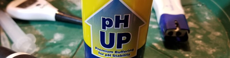 Use pH can raise the pH of your nutrient solution to bring it into the ideal range. You won't use all that much pH up compared to pH down though, since your water is likely starting near 7.0.