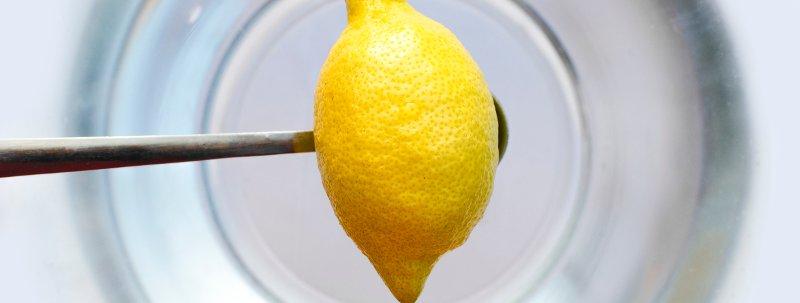 This marijuana honey whiskey sour recipe is best with fresh lemon juice.