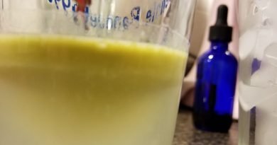 Cannabis tinctures recipe: How to make marijuana extracts with alcohol